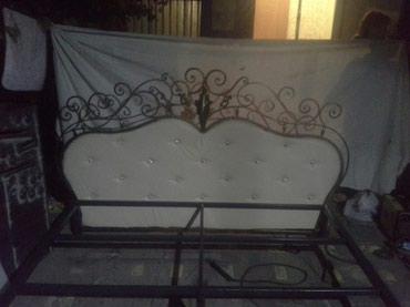 Кованная мебель подцветочнецы и всякая мелоч Роман в Бишкек