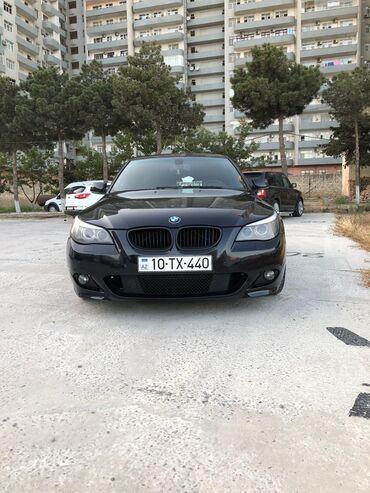bmw-5-серия-525ix-vanos - Azərbaycan: BMW 5 series 2.5 l. 2005 | 235000 km