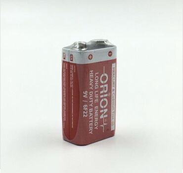 Электроника в Нахичевань: Orion 9V element toptan satis  Yuxarida gosterilen qiymet bir baglamin