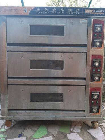 shvejnye-mashinki-3 в Кыргызстан: Профессиональная духовка,почти новая,пользовались 3 месяца,цена