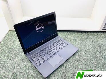 Ноутбуки и нетбуки - Бишкек: Ноутбук Dell  -модель-Inspiron 15/45173/SDPPI  -процессор-core i3/6006