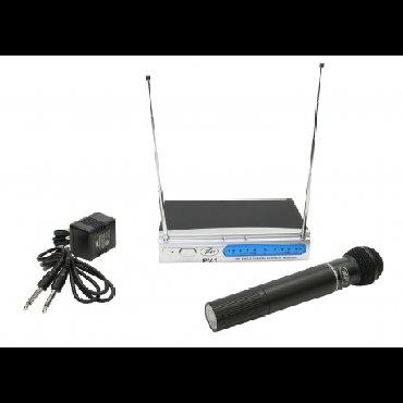 акустические-системы-archeer-с-микрофоном в Кыргызстан: Peavey v-1 одноканальная радиосистема постоянной частотыpv®-1
