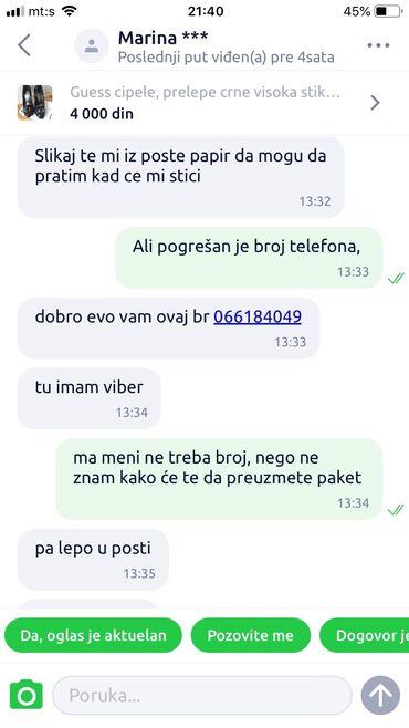 Kuća i bašta - Zajecar: PAŽNJA PREVARA !!!