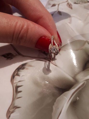 Кольцо из красного золота ,с в Бишкек