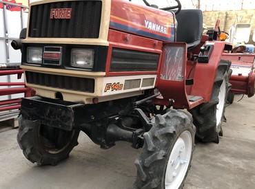 Трактора б у - Кыргызстан: Трактор !!! Трактор !!!Японский мини трактор YANMAR F-14 D FORTE