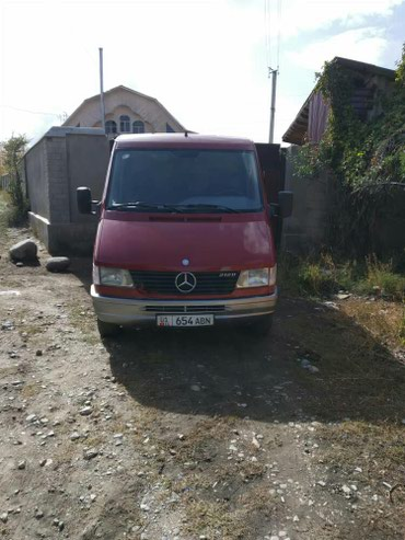 Mercedes-Benz Sprinter 1996 в Теплоключенка