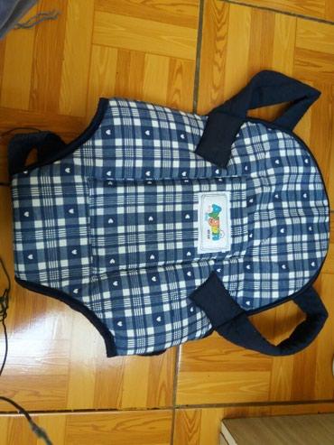 рюкзак кенгуру babybjorn в Кыргызстан: Кенгуру - рюкзак совсем новый