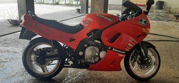 Kawasaki в Кыргызстан: Продаю. срочно нужно деньги,мотоцикл кавсаки ззр 400 кубовый,4