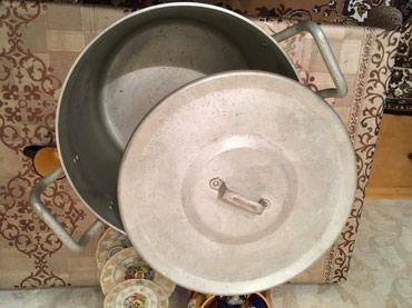 Sumqayıt şəhərində Qazan teze,tutumu 40 litr Testoran və yaslarda gərək olur