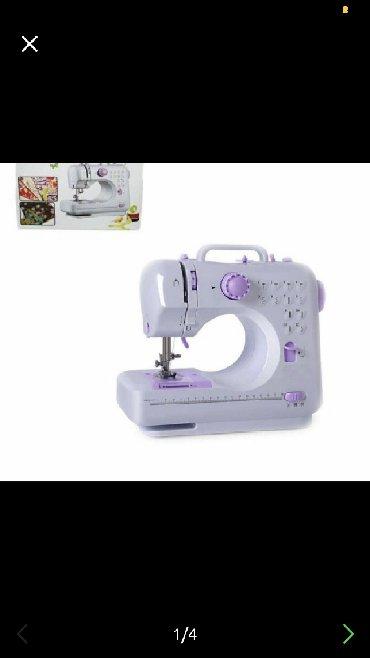 наэкранные кнопки meizu в Кыргызстан: Мини швейная машинка 12в1. Весит всего 4кг. Функциональная. Особенност