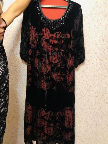 панбархат платья in Кыргызстан | ПЛАТЬЯ: Продаётся платье панбархат