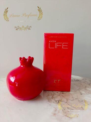 jev cosmetics - Azərbaycan: Life qadın etri. Qalıcı ve keyfiyyetlidir. En münasib parfumeriya ve