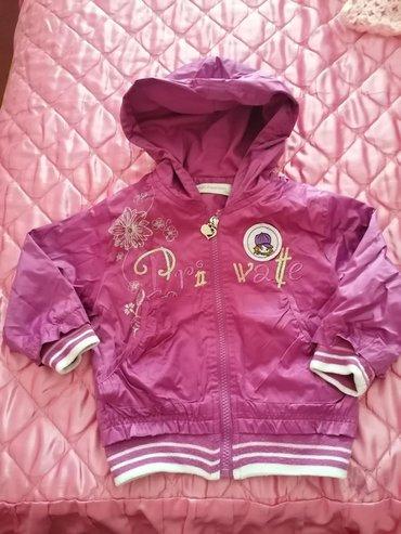 Dečije jakne i kaputi | Kovacica: Suskavac jaknica vel 3