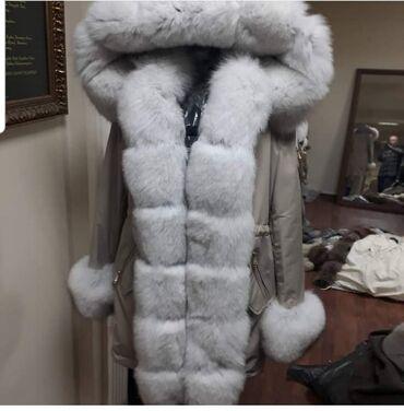 Topla jakna sa krznom hvalitetna iz turske