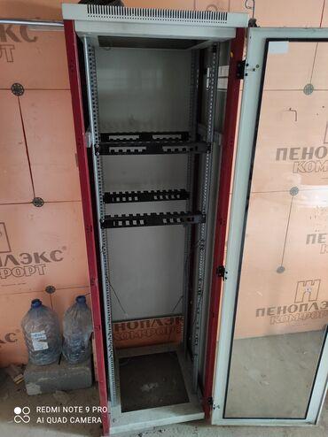собаки сколько стоит в Кыргызстан: Продаю коммутационный шкаф. Стоит на складе. К продаже не готовил