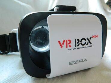 3D Virtualne naočare VR boxSamo 1200 dinara.VR BOX virtualne naočare