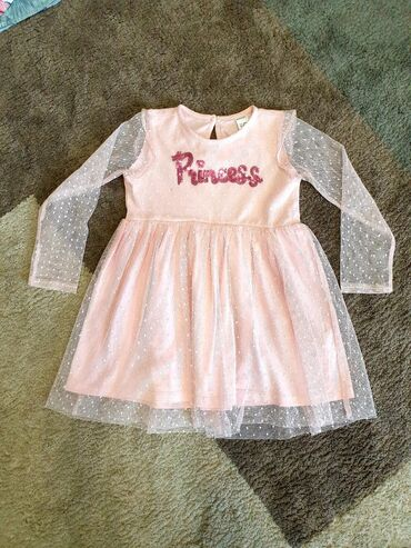 Haljina za devojčice vel 4. Jako kvalitetna od poznate firme De facto