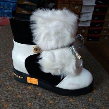 ботинки зима женские в Бишкек