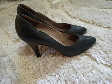 Кожаные туфли, производство Германия. размер 38