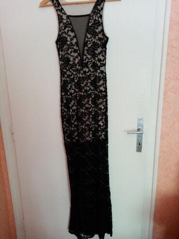 Haljine | Kovin: Uska duga haljina, svečana, novaVeličina: univerzalna Za više