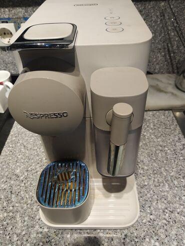 Капсульная кофемашина Delonghi Nespresso Latissima OneОтличное решение