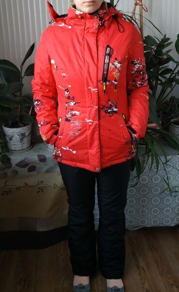 платье рубашка лен в Кыргызстан: Продается Лыжный костюм, размер М, в очень хорошем состоянии