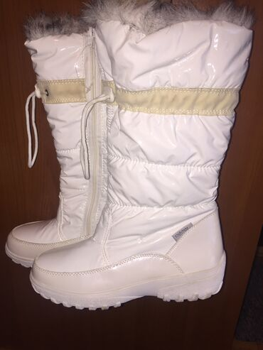 Nove cizme, odlicne za sneg, ni jednom nosene
