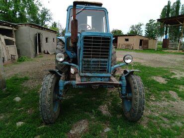 продам трактор т 25 на запчасти в Кыргызстан: Продаю трактор Или меняюМТЗ-80Вместе с плугомМотор после