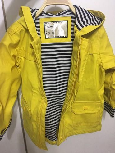 Mothercare jakna- kabanica za uzrast 24-36 - Crvenka