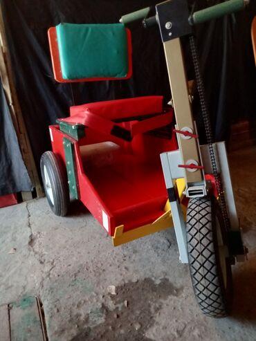 Новая!! коляска для инвалидов!