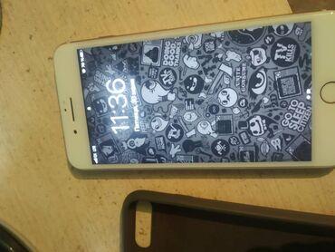 Электроника - Кара-Балта: IPhone 8 Plus | 64 ГБ | Золотой | Гарантия, Отпечаток пальца, Беспроводная зарядка