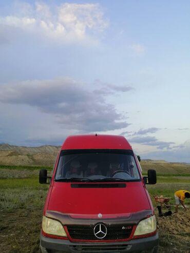 mercedes-benz-2-7-diesel в Кыргызстан: Mercedes-Benz Sprinter 2.7 л. 2003