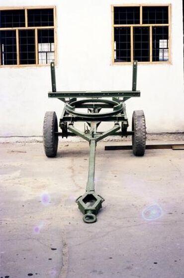 Прицепы - Бишкек: Продаю прицеп Роспуск грузовой1999 года, изготовлен на заказ