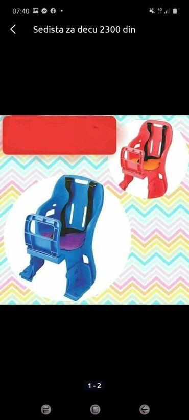 Ostalo | Irig: Sedište za decu