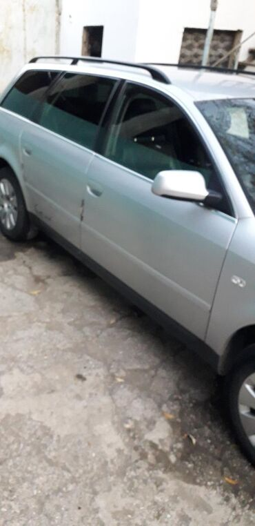 Audi A6 2.5 л. 2002 | 999999999 км