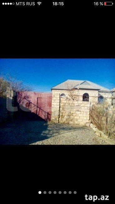 Şabran şəhərində Salam tecili ev satilir!!! Sarayda 12b ostanovkanin yaninda 8 sot heye