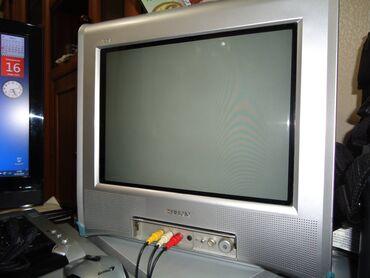 Televizorlar - Yeni - Bakı: Sony tv 14 teze kimidi ideal renqleri var bura yazmayin whatcap