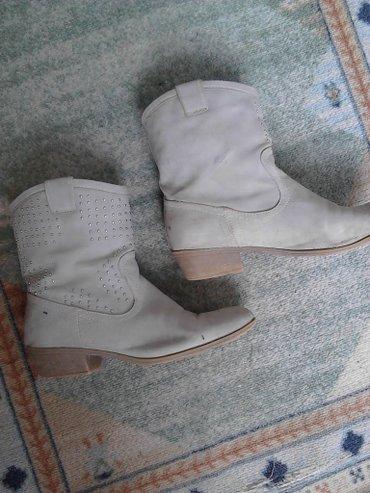 Letnje cizme br 40 sms  - Varvarin