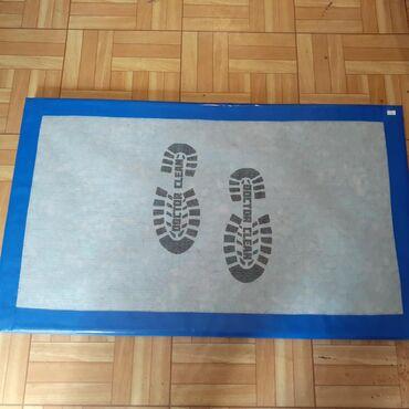 Дезинфекция для обуви размер 60×100 обращаться по номеру