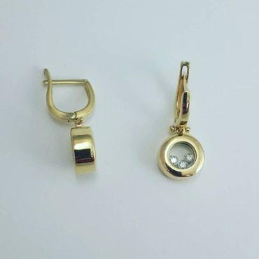Комплект из жёлтого золота 750 пробы в Бишкек
