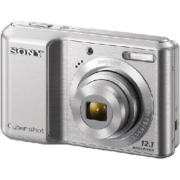 cyber shot sony в Кыргызстан: Фотоаппарат Sony DSC-S2100 Cyber-Shot 12.1 MPix-новый