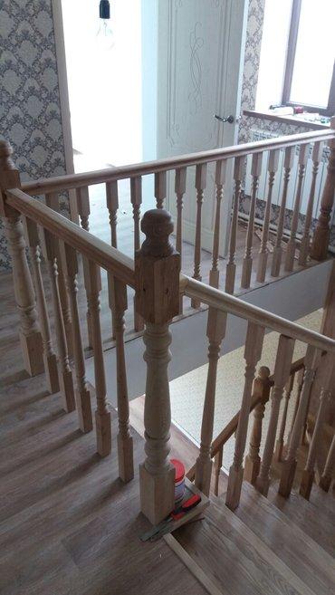 Лестницы из Дерева и Мрамора любой сложности. в Бишкек