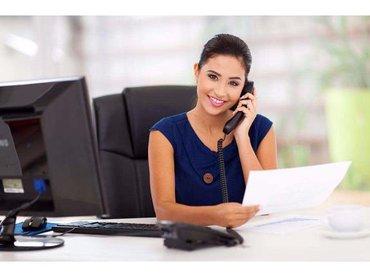 Срочно требуется! Телефонист в крупную компанию.Возраст от 20 лет и в Бишкек