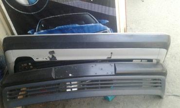 Заднии бампер мерс 124е под е с накладкой в зборе В Наличии!!! в Бишкек