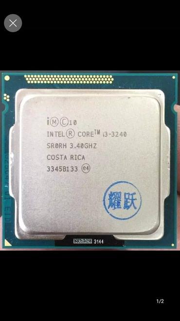 Процессор 1155 i3-3240 в Бишкек