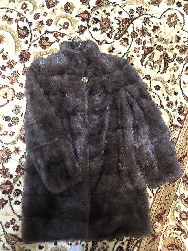 шикарная норковая шуба в Кыргызстан: Продаю шикарную норковую шубу. Очень мало одевала, в хорошем состоянии