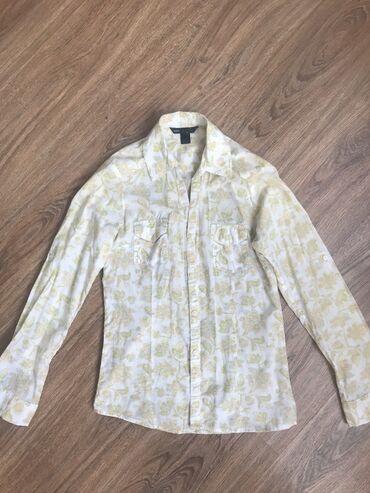 сары озон городок бишкек в Кыргызстан: Рубашка бежевая. Mango. Размер S