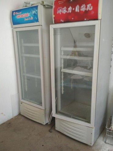 shlang-xhose-15-m в Кыргызстан: Б/у витринные холодильники 15000 каждый