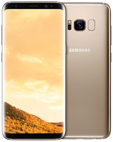 Samsung Galaxy S8 DS (SM-G950) в Bakı