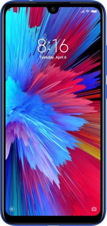 xiaomi-redmi-3-market в Кыргызстан: Смартфон Xiaomi Redmi Note 7 4/64 blueДоставка по всему